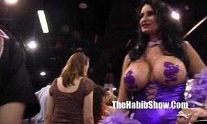Exclusive..exxxotica porn convention. what u all missed