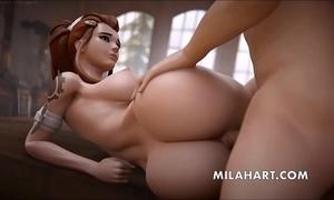 Overwatch porn compilation