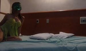 Ninfomaníaca no motel copacabana