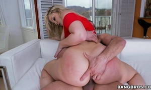 Pawg alexis texas claps back with her large arse on bangbros (ap14883)