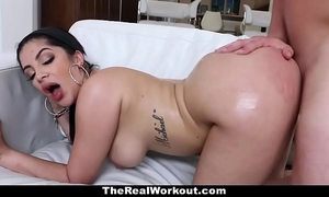 Teamskeet - hawt cuban chick copulates tutor