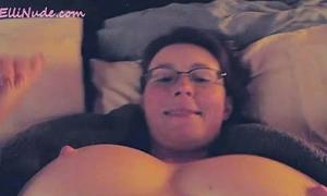Self discharged as i masturbate and cum in sofa