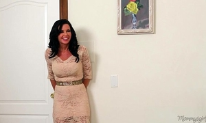 Step-mother veronica avluv and katie st. ives lesbo affair