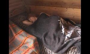 Sleeping mama