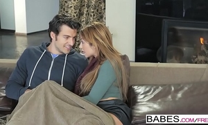 Babes - step mama lessons - cozy by the fire starring jay smooth and christiana cinn and jasmine jae