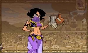 Akabur's princess tutor gold edition uncensored part two