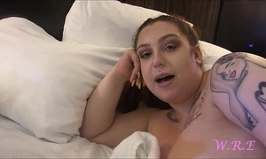 Pawg bbw ruby larose 1st time being bare