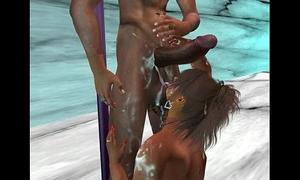 Second life mmae - vol.1 my lapdancer prat two