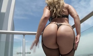 The butt of alexis texas