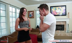 Slim girlfriend rilynn rae acquires facialized
