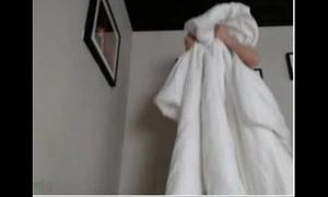 Camgirl8.com hawt redhead masturbates hard web camera and cum