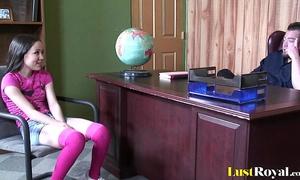 Petite cutie amai liu receives a bonking session