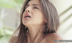 Beautiful maria rya's way of masturbation