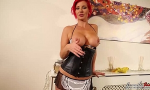 Jennifer jade taboo undress as a hot maid