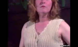 Granny receives fucked hard in the a-hole