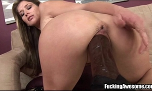 Busty babe felony acquires screwed by a machine