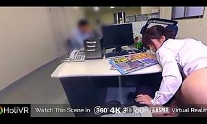 Holivr japanese office vigour harassment