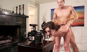 Gia paige cheats on her weird boyfriend - nice-looking messy