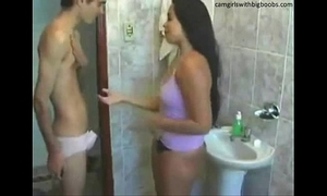 Step brother sister live sex on baths discovered 'em on camgirlswithbigboobs.com