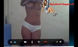 Werita enseñando por skype 6 parte 1