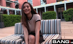 Bang real teen: nina is your ideal blameless college slutty wife