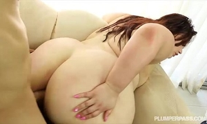 Ssbbw victoria secret has her giant a-hole drilled by large weenie