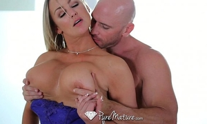 Hd puremature - hawt breasty milf abbey brooks licks ice cock juice and takes wang