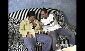 Tipsy bbw receives lascivious and bonks her partner like mad
