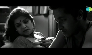 Sensational scene in bengali video dosar