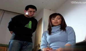 Horny slutty wife extraordinary gang group sex