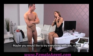 Femaleagent can juvenile fellow deliver the goods