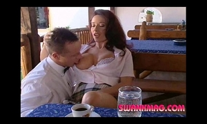 Busty erika likes getting titty screwed