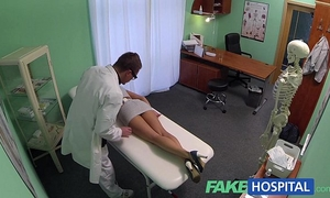 Fakehospital sales rep caught on camera using cum-hole