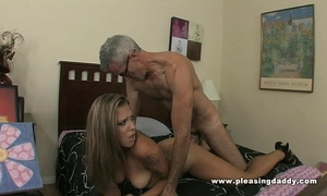 Young dark brown whore shyla jameson copulates and old shlong