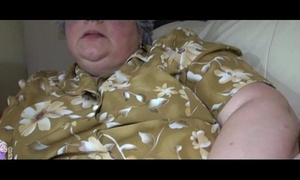 Bbw granny and juvenile Married slut masturbating jointly