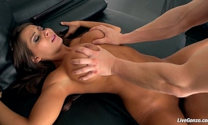 Livegonzo madison ivy gorgeous playgirl receives drilled