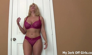 Stroke your wang for my large dd milk shakes joi