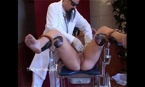 Crying non-professional slavegirls medical fetish and bizarre doctors s&m in pegging