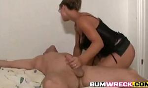 Hot non-professional large bazookas aged femdom fetish