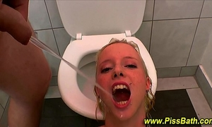 Piss drinking indecent doxy