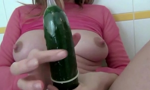 Pregnant whore sex tool masturbation