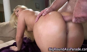 Anal fuck for large a-hole honey