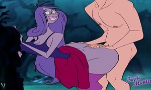 Mad madam mim - large wazoo wizards duel - purplemantis