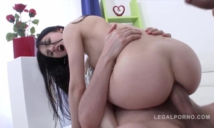 Mind-blowing compilation with nasty anal-loving sluts