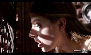 Needy medieval maid touching herself - alyce anderson - stripped maidens