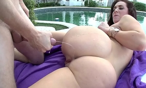 Bangbros - tony rubino gives milf jayden jaymes an butt pounding