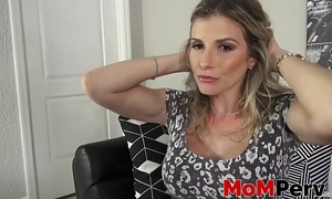 Busty stepmom cory pursue drilled hard by a stepson