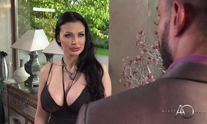 Aletta ocean takes it in the a-hole - alettaoceanlive