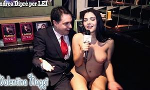 Valentina nappi nude for andrea diprè