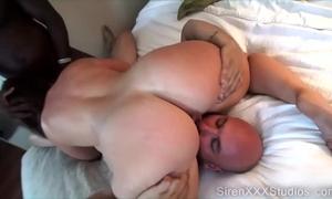 Pawg fucking two strangers